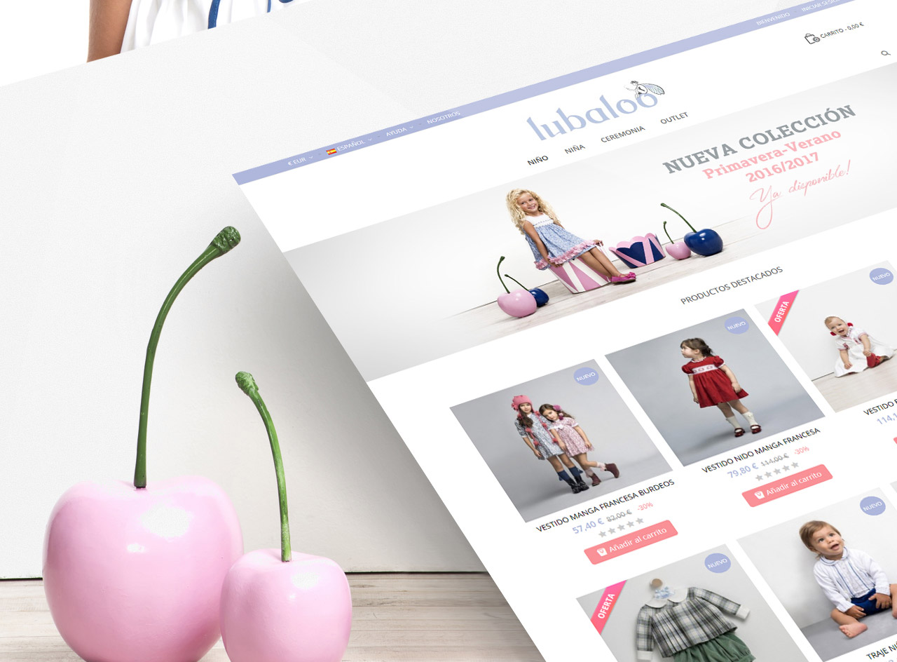 365studio Lubaloo Web Design eCommerce