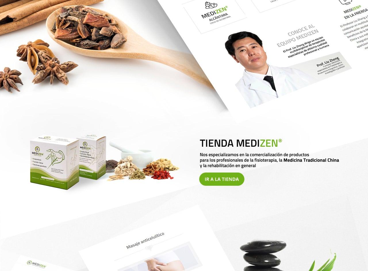 365studio Medizen Web Design