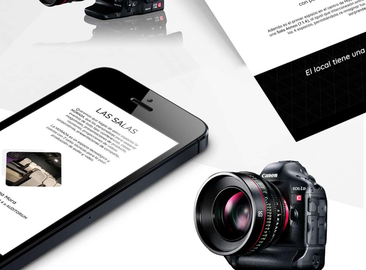 365studio La Morada Web Design eCommerce
