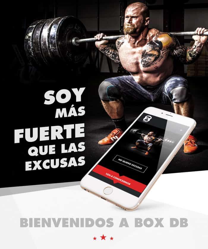 CrossFit Box DB